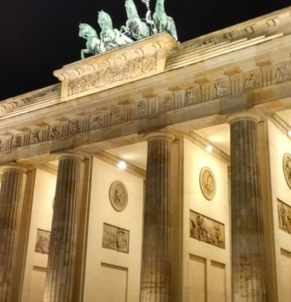 Berlin-from a divided city to a European symbol of united cultures