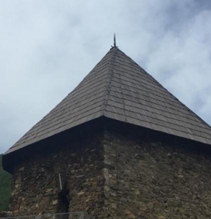 Vranduk-srednjovjekovni bosanski grad