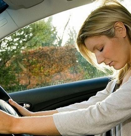 Time out za temperamentne vozače