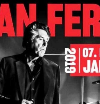Bryan Ferry otvara ski sezonu na Jahorini