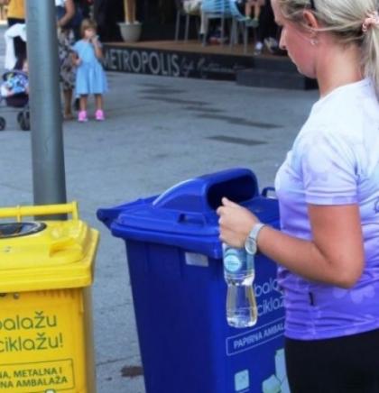 U sistemu odvojenog prikupljanja i recikliranja ambalažnog otpada 20 općina