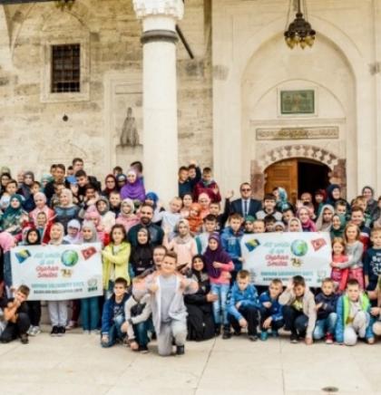 MFS-EMMAUS organizovao Dan djece bez jednog ili oba roditelja