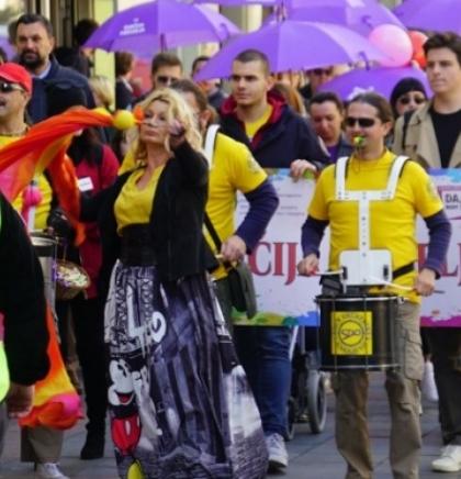 'Šarena parada' za početak Dječije nedjelje u Kantonu Sarajevo