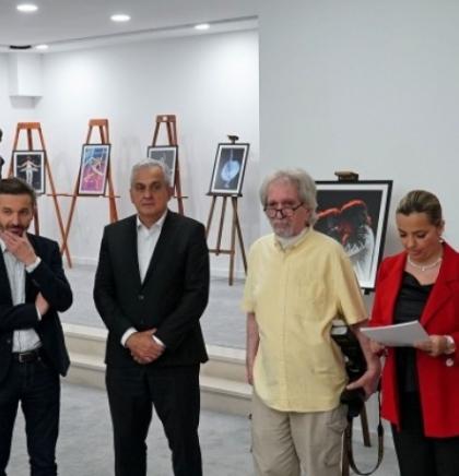 Otvorena izložba Stojana Stole Lasića 'Kulturna scena Mostara'