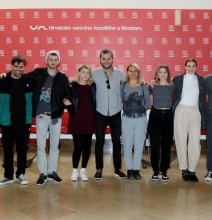 U HNK Mostar počele probe za predstavu 'U ime identiteta'
