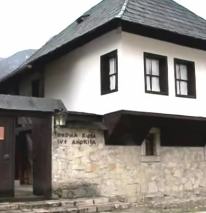 """""""Andrićevi dani"""": Otvorena izložba slika i asamblaža Edina Numankadića"""