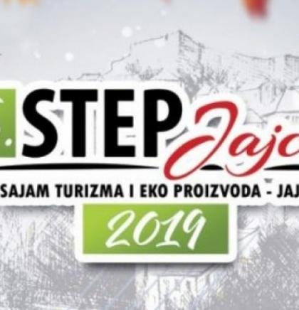U Jajcu sajam turizma i eko proizvoda 'STEP – Jajce 2019'
