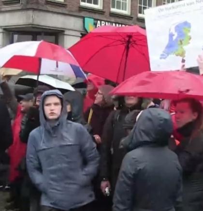 Protesti zbog klimatskih promjena, blokirane ulice u Amsterdamu i Berlinu