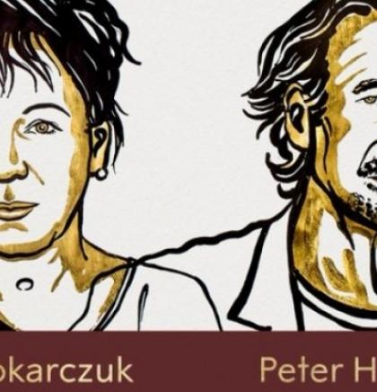 Handke i Tokarczuk dobitnici Nobelove nagrade za književnost