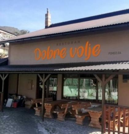 U Travniku otvoren prvi 'Restoran dobre volje'