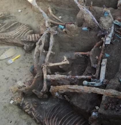 Kod Vinkovaca pronađena rimska kola