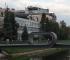 Festina lente, neobični most na  Miljacki