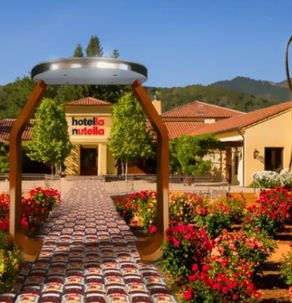 Nutella otvara svoj hotel: Hotella Nutella