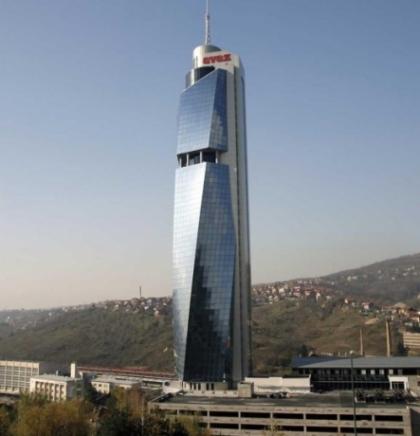Najviše zgrade na prostoru bivše Jugoslavije