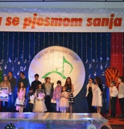 U Goraždu 14. decembra Internacionalni dječiji festival 'Šta se pjesmom sanja'