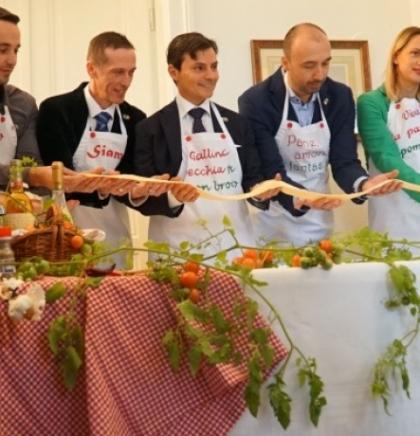 Sedmica italijanske kuhinje-Uz kvalitetu namirnica, bitni su detalji i ambijent