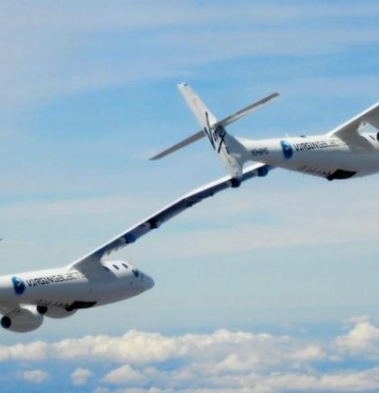 Virgin Galactic započinje s obukom 600 turista za let u svemir