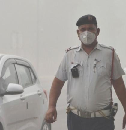 Zagađenje zraka u Nju Delhiju na opasnom nivou