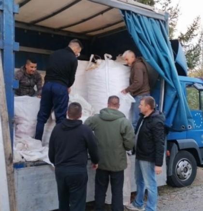 Lovačka udruga 'Ždral' iz Livna oprema lovišta za predstojeću zimu
