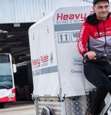 Beč: Teretna bicikla će smanjiti zagađenje u zraku