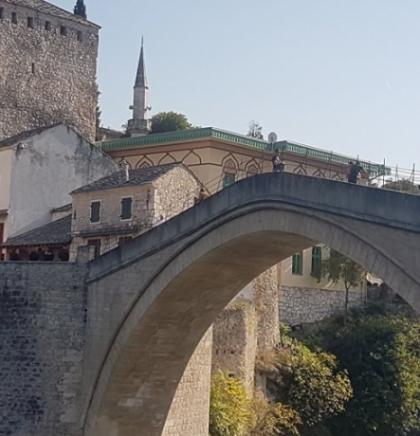 Obilježena godišnjica rušenja Starog mosta