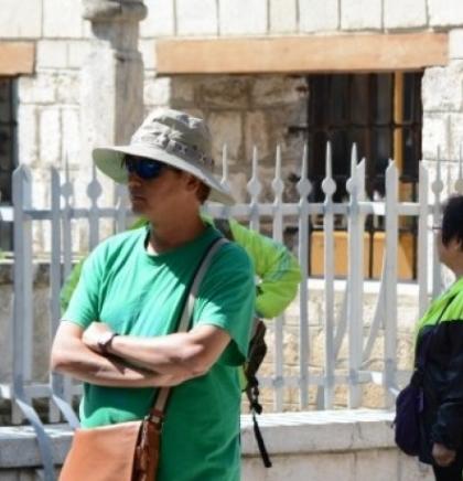 U septembru oko 170 hiljada turista, 8,5 posto više nego u septembru lani