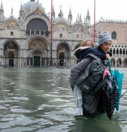 Venecija razorena u drugom plavnom valu