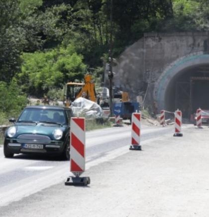 BIHAMK - Kroz tunel Vranduk tokom dana sabraća se dvosmjerno