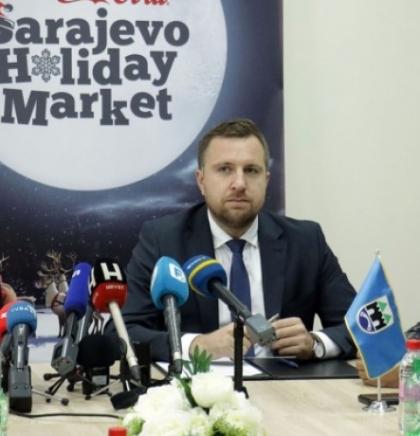 U srijedu otvorenje 9. Sarajevo Holiday Marketa (VIDEO)