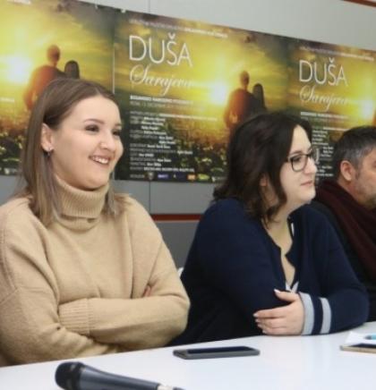 BNP: Omladinski hor Zenica u petak premijerno izvodi mjuzikl 'Duša Sarajeva'