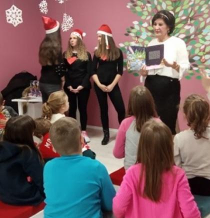 'Čarobnom tajnom' počeo ciklus božićnih pričaonica Narodne knjižnice HNŽ-a