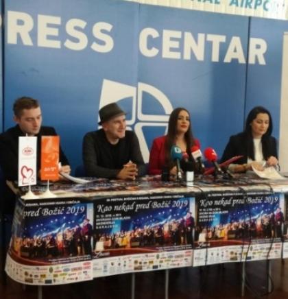 Festival 'Kao nekad pred Božić' donosi prazničnu atmosferu u Sarajevo