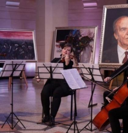 U Vijećnici otvorena humanitarna likovna izložba 'Moj bijeg u slobodu'