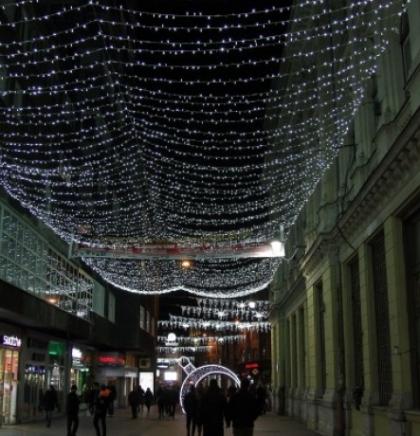 Zimska bajka u Sarajevu (VIDEO)