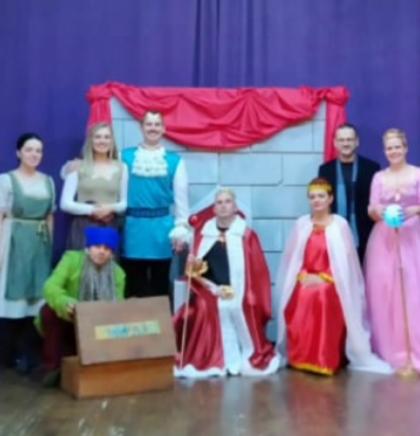 Kazališna scena 'Cleuna' izvela premijeru 'Ljubavi u sedmom kraljevstvu'