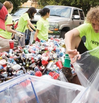 Znate li da možemo reciklirati 90% otpada kojeg napravimo ili imamo u kući?