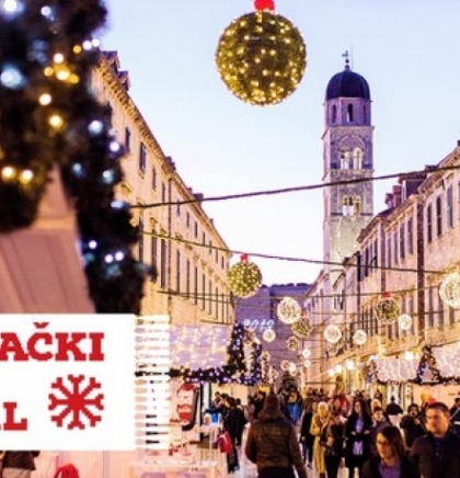 Prezentacija programa Dubrovačkog zimskog festivala u Sarajevu