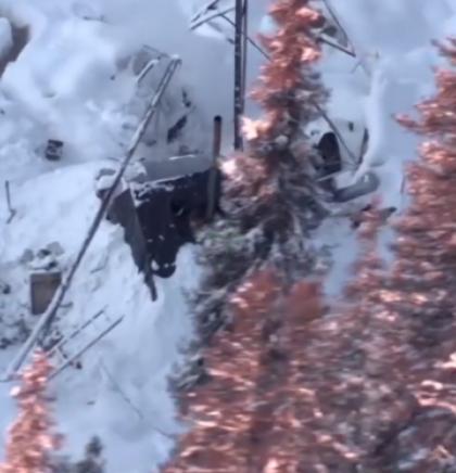 Muškarac preživio tri sedmice na Aljasci sa malo hrane i pod šatorom