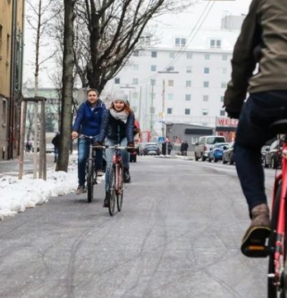 U Beču se 2019. godine samo jednom ulicom provozalo 1,6 miliona biciklista
