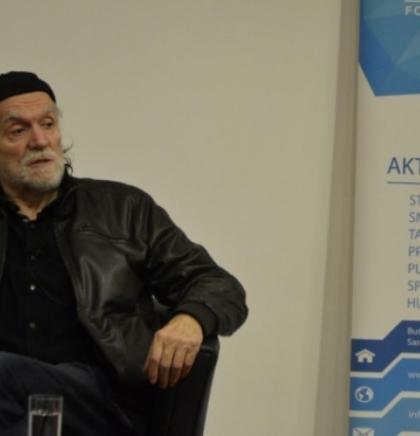 Josip Pejaković u Fondaciji 'Izvor nade': Na Bosni su mnogi polomili zube