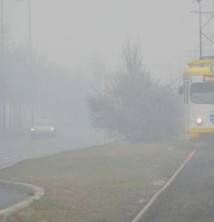 Pojačan oprez zbog magle i odrona