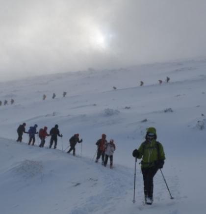 Bh. i planinari regije i ovog januara na Memorijalnom pohodu na Hajlu