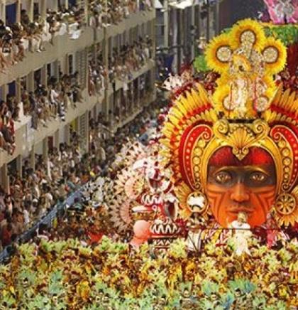 Najveća zabava na svijetu-karneval u Brazilu (VIDEO)