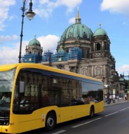 Njemačka planira besplatan javni prijevoz za borbu protiv zagađenja zraka