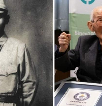 Japanac star 112 godina proglašen najstarijim živućim muškarcem