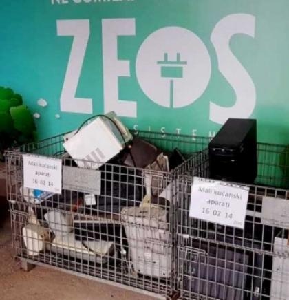Otvoreno prvo reciklažno dvorište za e-otpad u Kantonu Sarajevo