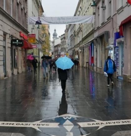 Prognoza vremena za Bosnu i Hercegovinu 3.03.2020