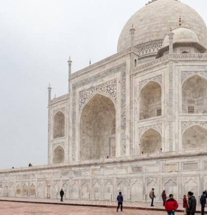 Indija zatvorila Taj Mahal iz straha od širenja koronavirusa