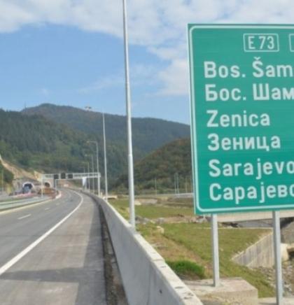 Magla na putevima Zenica - Doboj, Tuzla - Zvornik, Tuzla - Orašje