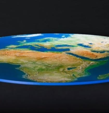 Jedanaest miliona Brazilaca misli da je Zemlja ravna